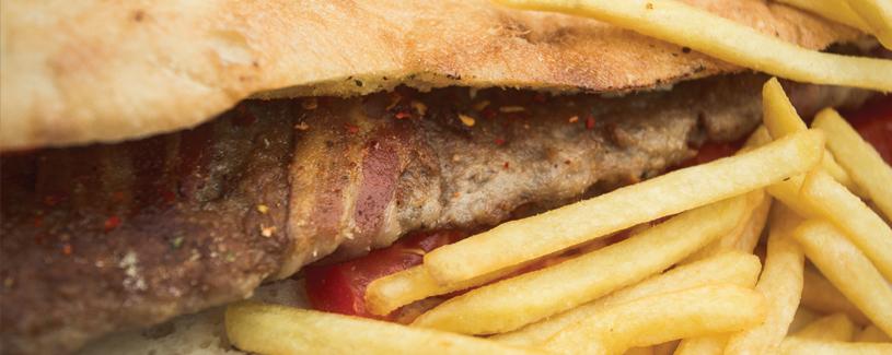 sis cevap belgrade fast food